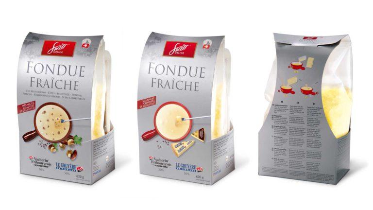 Fondue Fraîche Swiss Delice