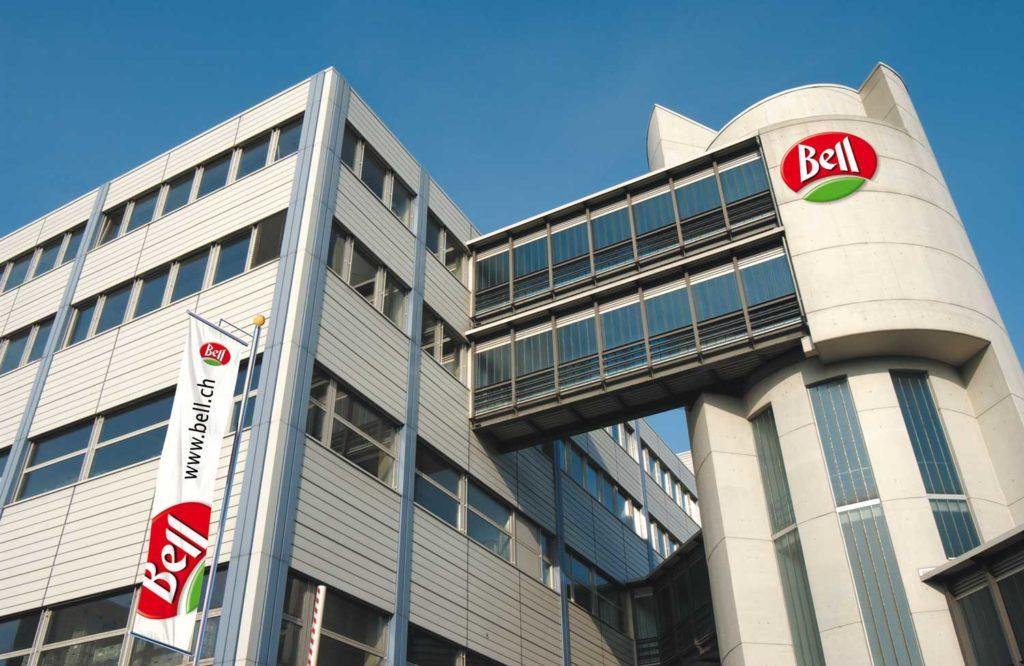 Créez une marque forte et durable - logo Bell