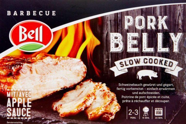 Bell réactualise son logo et le rend plus durable - Packaging Pork Belly