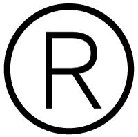 Créez une marque forte et durable - Icône registered