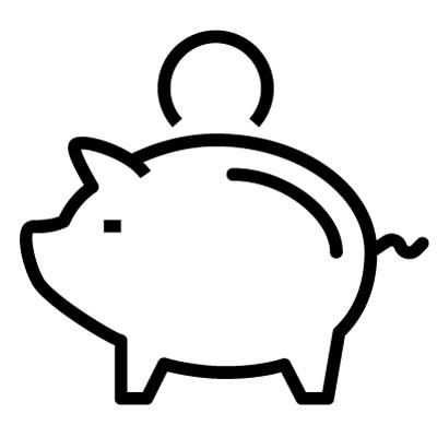icône épargne