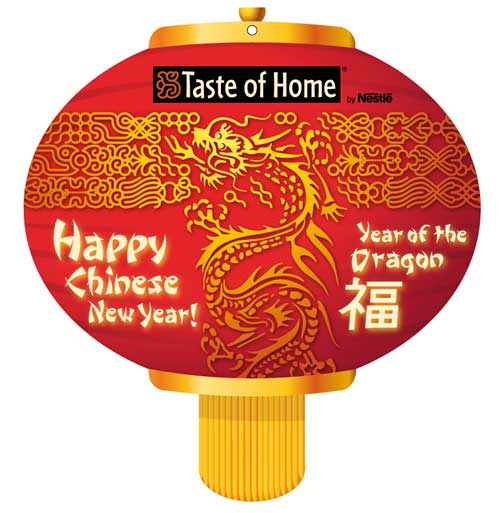 Taste of home by Nestlé - Chinese New Year