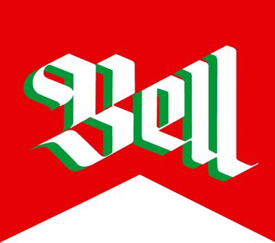 Ancien logo Bell 1985