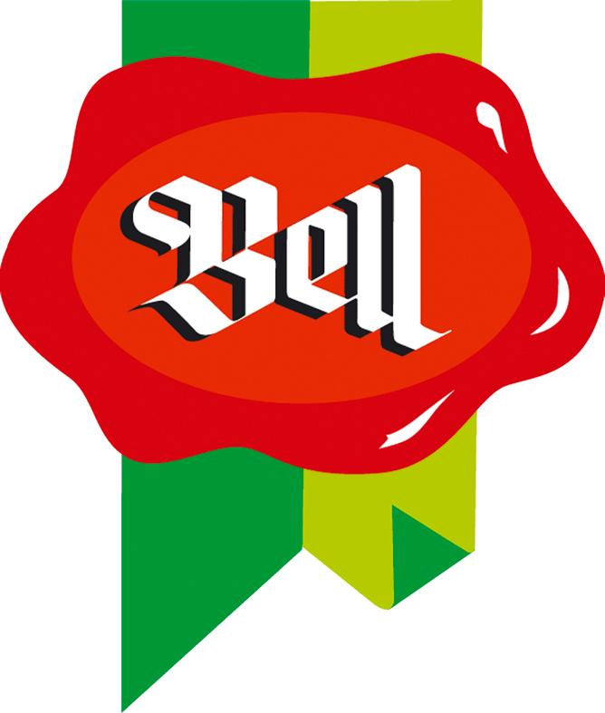 Ancien logo Bell 1995