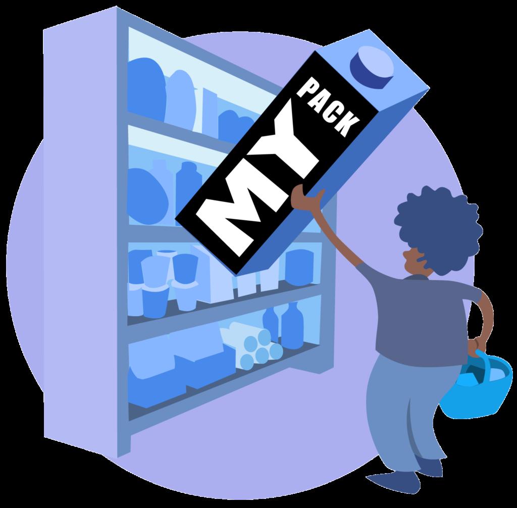 Créez un packaging attractif et convaincant - illustration