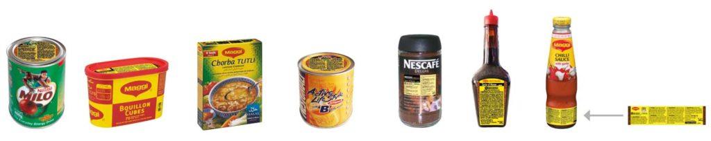 Comment Nestlé cible le marché ethnique - produits Taste of home by Nestlé