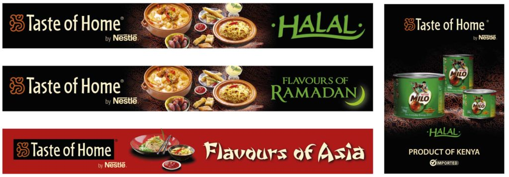 Taste of home by Nestlé - Halal