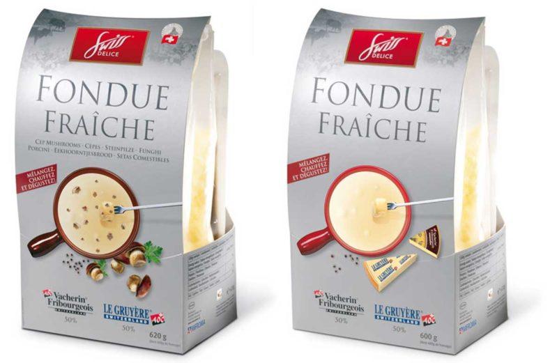 Créez un packaging attractif et convaincant - Fondue Swiss Delice