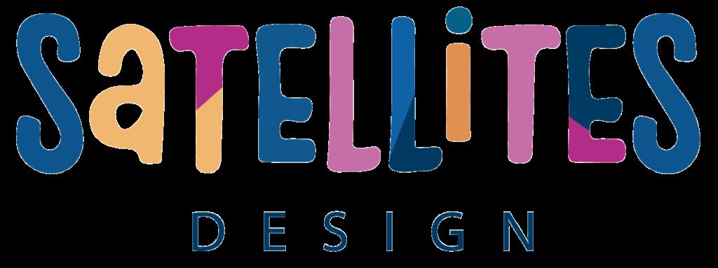 Logo Agence Packaging Satellites Design