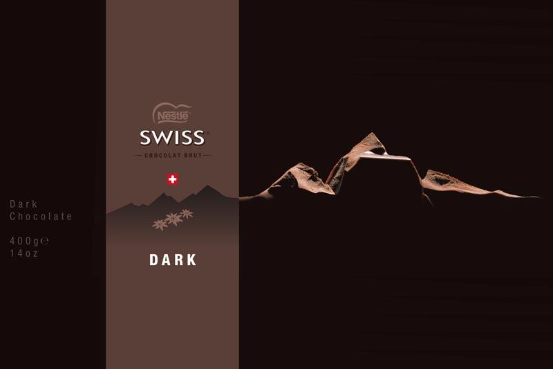 Offrez-vous un photographe culinaire professionnel - Chocolat-Nestle-premium