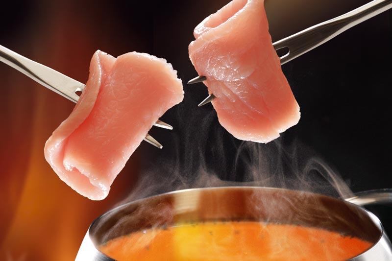Fondue-chinoise-porc
