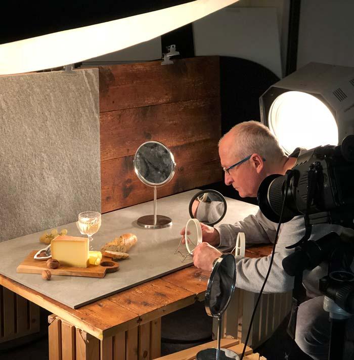 Offrez-vous un photographe culinaire professionnel - Enrico Pestalozzi