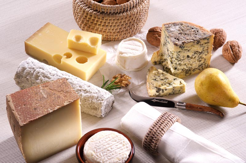 Plateuau-fromages