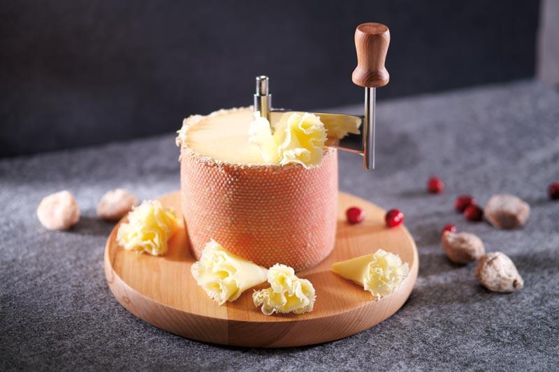 Offrez-vous un photographe culinaire professionnel - Tête de Moine